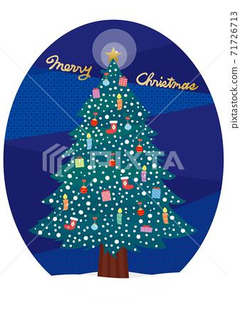 物料聖誕樹(2020)-10 71726713