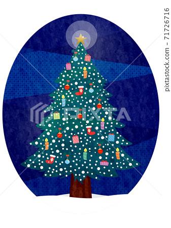 Material-Christmas Tree(2020)-10無特徵技術 71726716