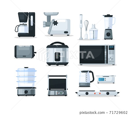 Kitchen appliance electronic device equipment 71729602