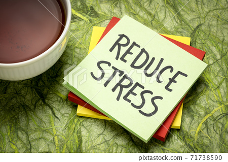 reduce stress reminder note 71738590