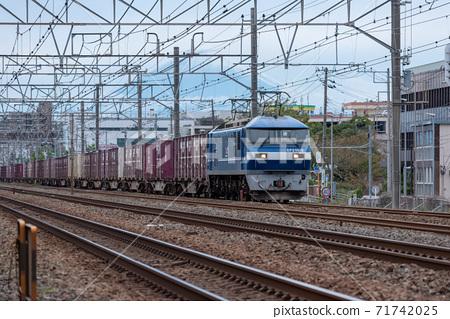 JR화물 EF210 형 전기 기관차 71742025