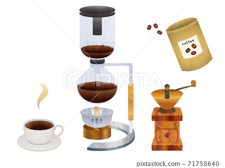 虹吸咖啡具套裝 71758640
