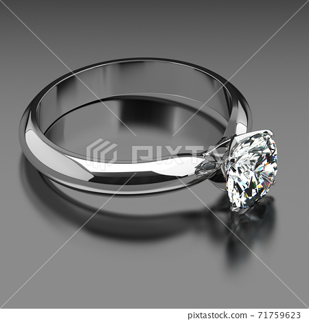 Solitaire ring 71759623