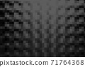 Abstract black minimal background pattern texture 71764368