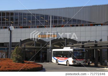Tobu Sky Tree Line Koshigaya Station (East Exit: Station Building) 71772846