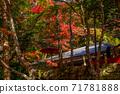 秋天的颜色有马温泉,瑞凤寺公园 71781888