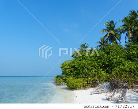 馬爾代夫馬庫努都海灘 71782517