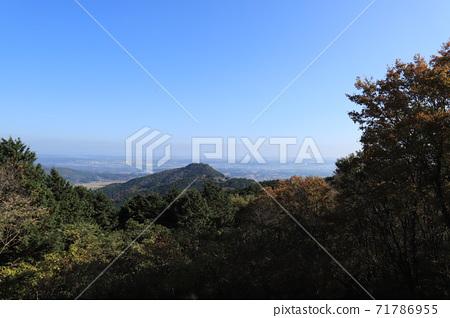 카사, 유고 국가 아타고 야마 등산로에서의 전망 71786955