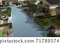 洪水破壞圖片 71789374