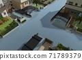 洪水破壞圖片 71789379