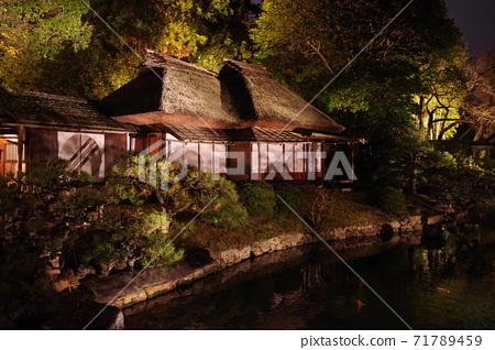고 라쿠엔 가을의 환상 정원 71789459