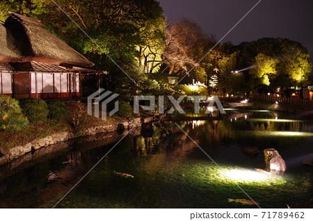 고 라쿠엔 가을의 환상 정원 71789462