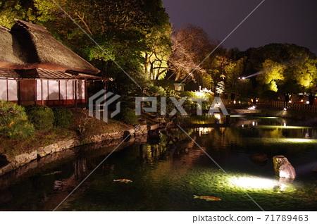 고 라쿠엔 가을의 환상 정원 71789463