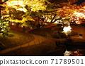 고 라쿠엔 가을의 환상 정원 71789501