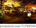 고 라쿠엔 가을의 환상 정원 71789506