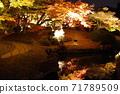 고 라쿠엔 가을의 환상 정원 71789509