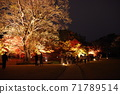 고 라쿠엔 가을의 환상 정원 71789514