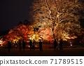 고 라쿠엔 가을의 환상 정원 71789515