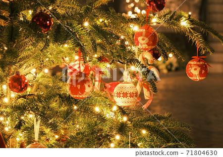 크리스마스 이미지 71804630