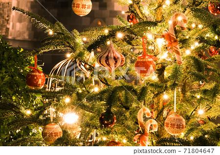 크리스마스 이미지 71804647