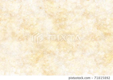 豪華金色大理石背景紋理 71815892