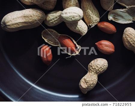 유기농 견과류 땅콩, 음식, 간식 71822955
