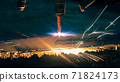 Industrial cnc plasma machine cutting 71824173