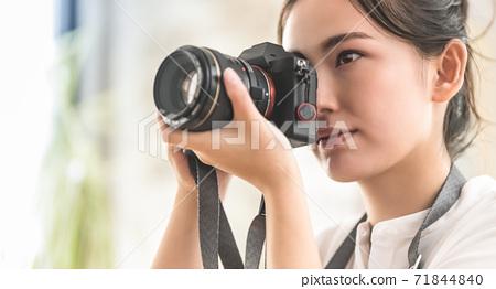 女性肖像 71844840