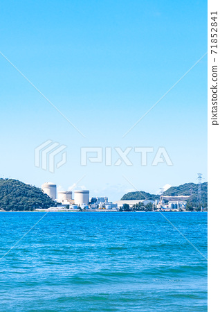 Mihama Nuclear Power Station 71852841