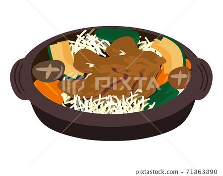Genghis Khan cuisine 71863890
