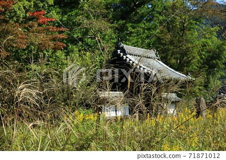 가을의 고찰 71871012