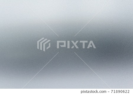 Gray foil glitter metallic wall with copy space, abstract texture background 71890622