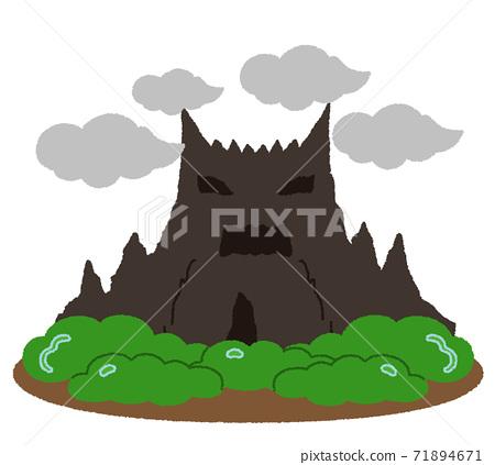 鬼島的插圖 71894671