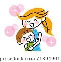 我愛你媽媽。 71894901