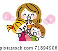 愛媽媽的孩子 71894906