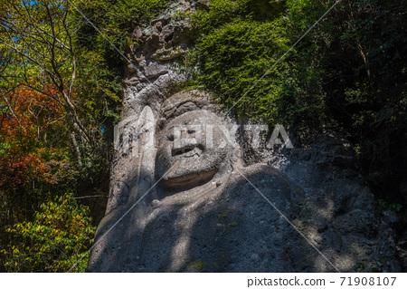 위대한 유산 구마 摩崖仏 71908107