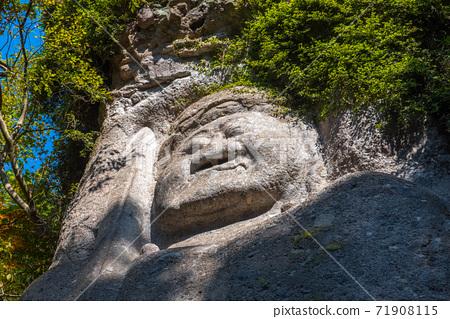 위대한 유산 구마 摩崖仏 71908115