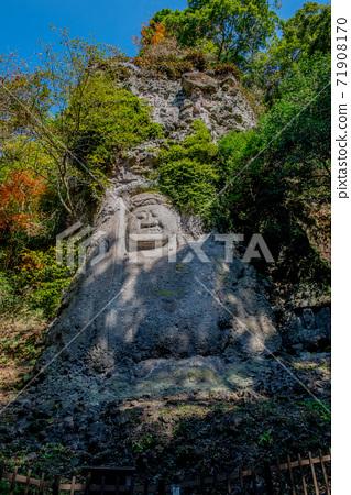위대한 유산 구마 摩崖仏 71908170