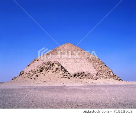 達哈蘇爾·斯內菲爾國王的變形金字塔 71918018
