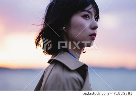 暮光之城海和婦女 71935293