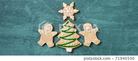 聖誕節 餅乾 口罩 Christmas gingerbread cookie ジンジャークッキー 71940500
