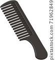 頭髮梳 71962849