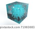 病毒映像3DCG已密封 71983683