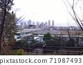 從玉川台公園看的武藏小杉塔公寓 71987493