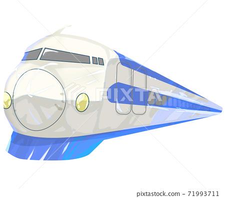 0系列新幹線 71993711