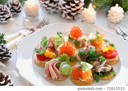 什錦聖誕節小吃 72013523