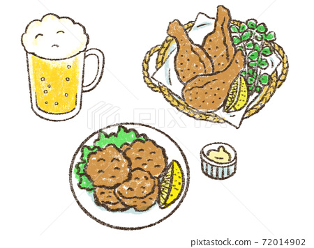 啤酒炸套餐 72014902