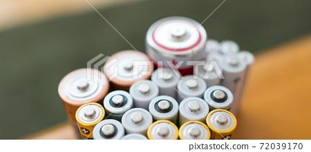 電池 72039170