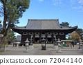 Main Hall of Kakurinji Temple in Hyogo Prefecture 72044140