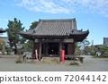 Kannon-do at Kakurin-ji Temple in Hyogo Prefecture 72044142